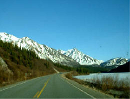 Denali Hwy - Welcome to the Tangle Lakes